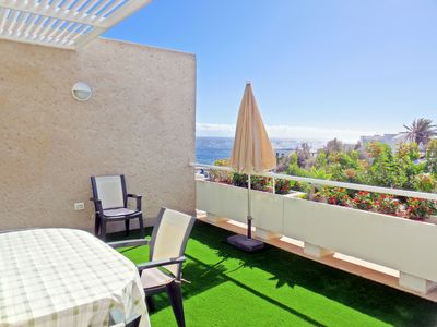 Photo for Comfortable, stylish and sunny apartment, beach