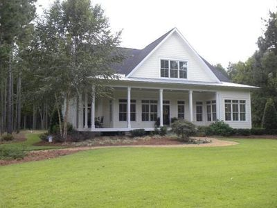 Photo for BEAUTIFUL Country Home Only Minutes to Public Boat Launch
