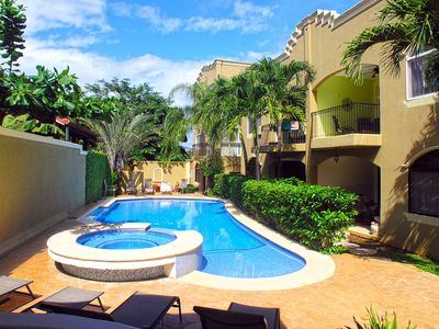 Photo for Luxury Villa, Peaceful Location, Full Equipped, Only Two Blocks From The Beach