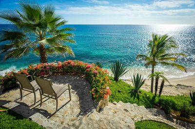 Located on prime beachfront real estate, you'll never be too far from the azure waves of the Sea of Cortez!