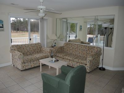 Photo for Full Kitchen, 2 Bedrooms, 2 Bathrooms, Golf Resort, Close to Beach in Calabash, NC(2807)