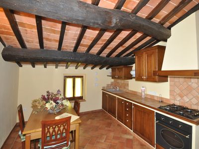 Photo for One bedroom Apartment, sleeps 4 in Marradi with Pool and WiFi