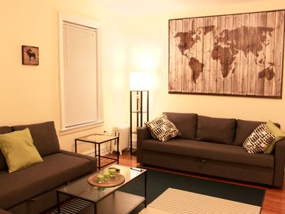 Photo for 1BR Apartment Vacation Rental in Jackson Heights, New York