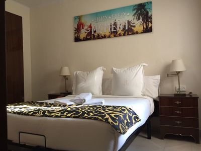 Photo for APARTMENT CLOSE TO FIRA BARCELONA AND EASY TO CATCH AIRPORT BY METRO L9