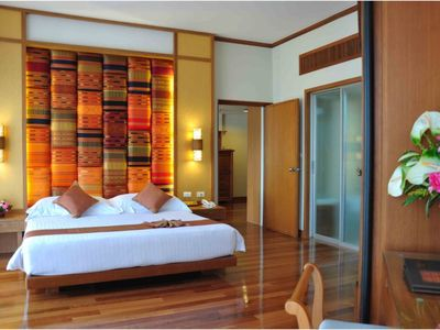 Photo for Paradise Suite Room #08, partial seaview