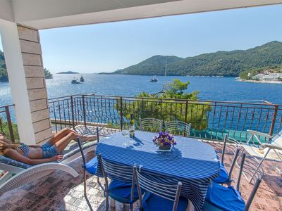 Photo for Apartments Marija (50961-A2) - Brna - island Korcula