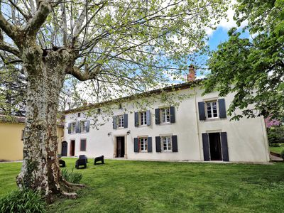 Photo for Charming house for 15 persons in Aussac, proximitée Albi