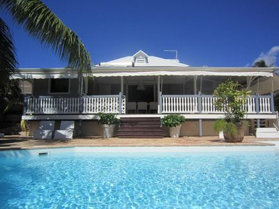 Photo for Charming villa 11 people and more comfortable beachfront