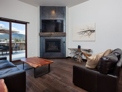 Photo for Luxury Penthouse Downtown Whitefish