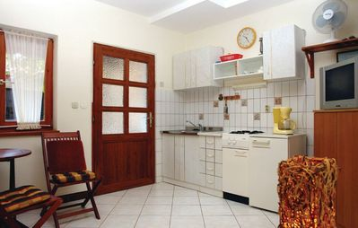 Photo for Apartment in the center of Peroj with Parking, Terrace (175769)
