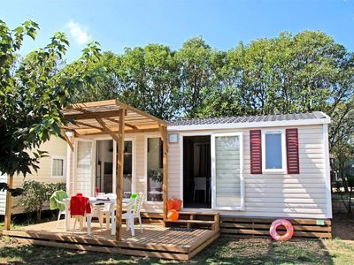Photo for Camping La Prairie *** - Colorado Mobile Home 3 Rooms 6 People