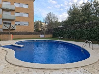 Photo for COZY POOL APARTMENT in TOSSA
