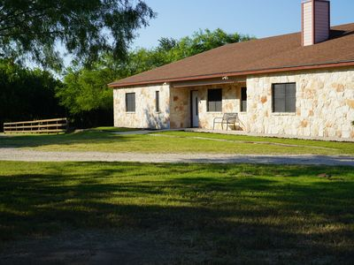 Photo for 100% 5 STAR RATING! Sprawling Country Chateau. A slice of Texas of paradise!