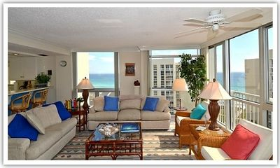 Shoreline Towers 3116 - 3 Bdrm-Spacious Vacation Rental with beautiful views!