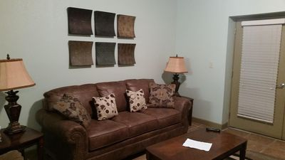 Photo for Beautiful Smoky Mountain condo in #1 rated complex with new indoor pool