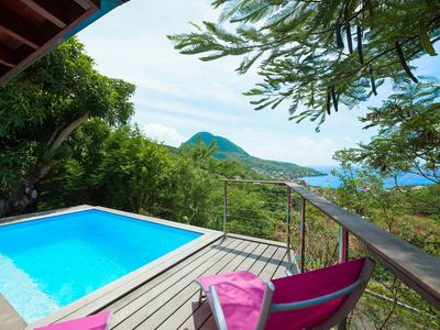 Photo for 2BR House Vacation Rental in Les Anses-d'Arlet, Le Marin