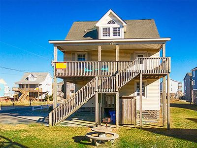 Photo for Relish in this Oceanview Rodanthe Home w/Hot Tub, Easy Beach Access, DogFriendly