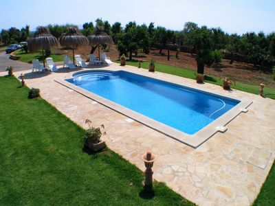 Photo for Beautiful country house ideal for families with children 8 km from the beach and the sea