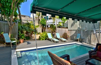 Photo for Down Island Digs ~ Ideal Location Downtown, Private Pool.