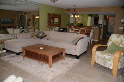 Updated, comfy and relaxed!  Perfect for a stay at the beach!