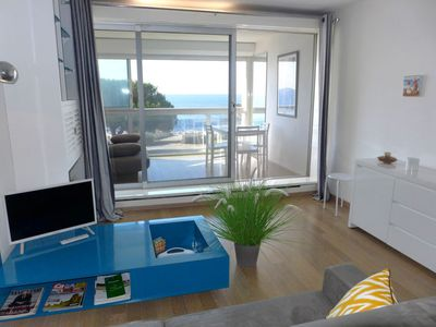 Photo for Apartment Athéna Port in Bandol - 4 persons, 1 bedrooms