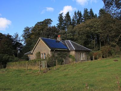 Photo for AZALEA COTTAGE (Duns Castle Estate) - Scottish Borders - sleeps 4
