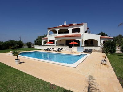 Photo for Spacious four bedroom villa in a great location offering fantastic sea views