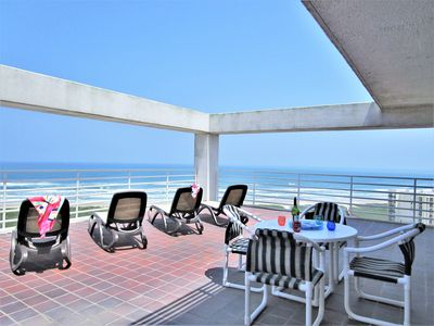 Photo for Breathtaking Views for Miles. Fabulous, Remodeled 3BR with Large Balcony!!!