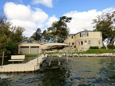 Photo for Historic Lakefront Home on Private Peninsula