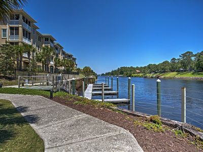 Photo for N. Myrtle Beach Condo in Edgewater Golf Resort!