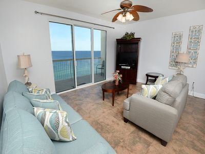 Photo for Classic oceanfront condo w/free WiFi, shared pools & hot tub, easy beach access