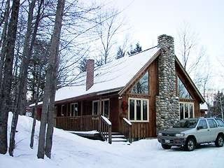 The Chalet at Sunday River - Slopeside Ski House Newry/Bethel Maine