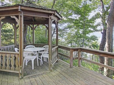 Photo for Gorgeous views of Lake Michigan from this private setting home!