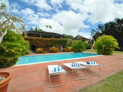Photo for Cristalga, Sandy Lane Estate - Ideal for Couples and Families, Beautiful Pool and Beach