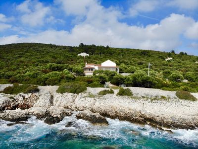Photo for Unije Apartment Ocean View & Garden - Holiday Home