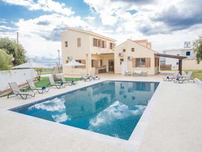Photo for Villa Luna, Stunning 6BDR Villa with Private Pool, On The Outskirts of Protaras