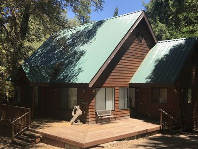Photo for Quiet and Relaxing Cabin in Camp Sierra