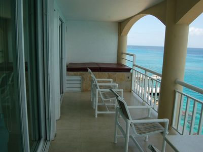 Photo for 5 Star Beachfront with the best views in Cozumel!