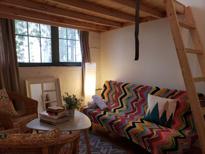 Photo for Cozy loft in greenpoint, 2 stops from Manhattan !!