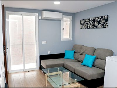 Photo for Central 4 person apartment, Free Wi-Fi