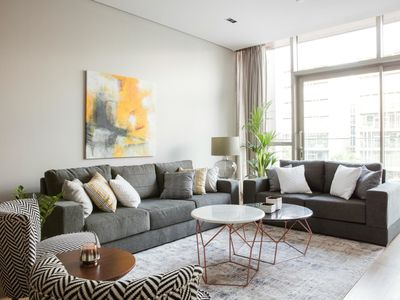 Photo for Tanit Minimally Decorates One Bedroom Apartment
