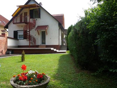 Photo for Holiday apartment in the center, only 500 meters from the spa