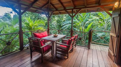 Photo for Exotic bungalow Cocoa 2 rooms