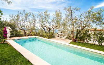 Photo for Swimming Pool-Villa, Family-Friendly, Sea-View