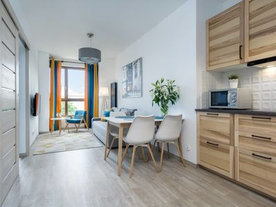 Photo for Modern apartment in the city center