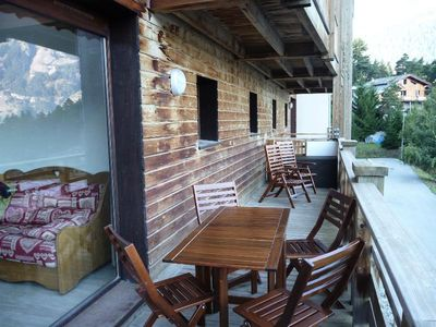 Photo for 3 room apartment 8 pers near pistes - 3 rooms 8 people