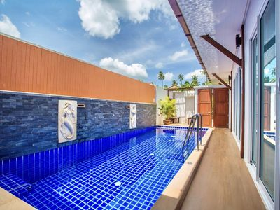 Photo for 2 Luxury Villas with PRIVATE POOL in Chaweng