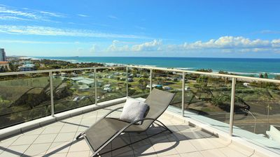 Photo for Sebel 808 - Two Bedroom Resort Unit with Amazing Ocean views + Wifi + Aircon and BBQ