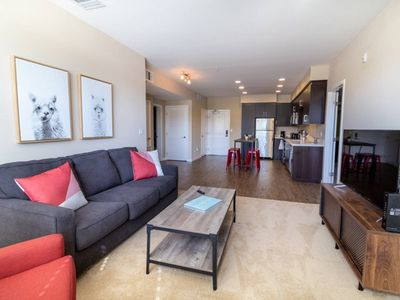 Photo for *NEW* Smart 2bed/2bath - Walk to Burlingame Ave