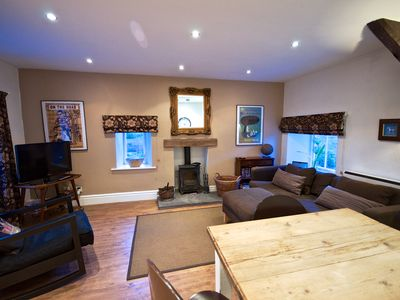 Photo for Sedbergh Self Catering Cottage Parking & Garden With Views - WiFi / Dog Friendly